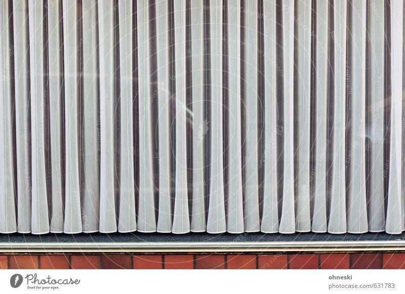 Innenausstattung Haus Fenster Gebäude Fassade Business trist Schutz Schaufenster Bürofenster