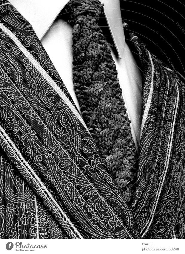gestrickt Mann Bekleidung Dinge Jacke Hemd trendy schick Wolle Kragen Herrenmode Hemdkragen