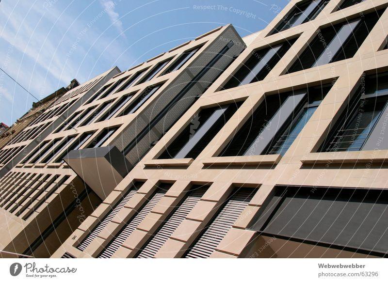 Verlagsgebäude in Stuttgart Fassade