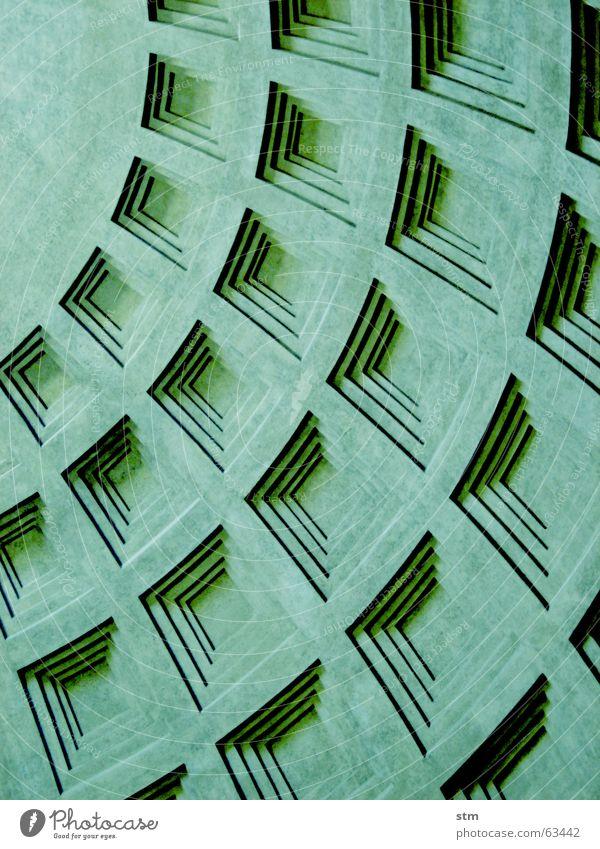 roma capoccia 5 grün grau Beton Weide Panthéon