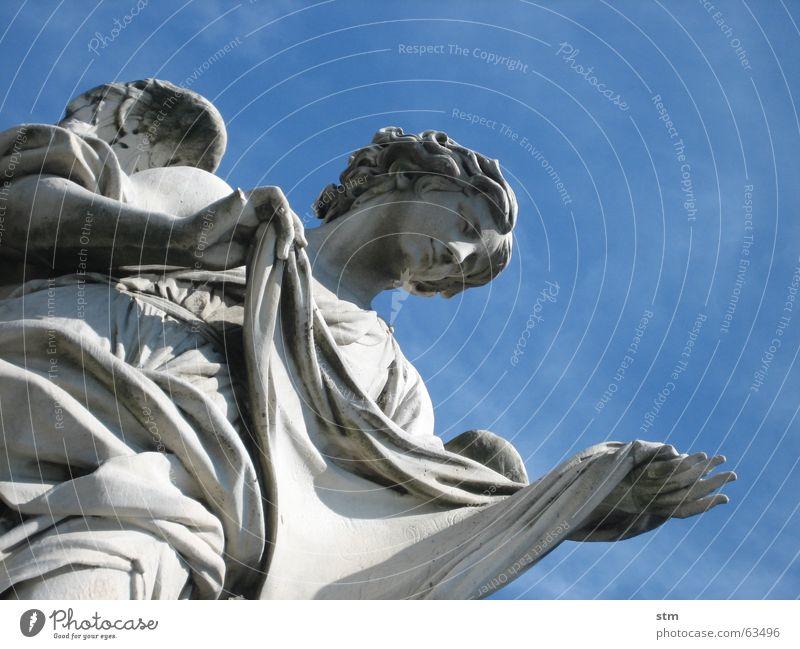 roma capoccia 3_v Statue Ponte Sant'Angelo Skulptur Engel Stein