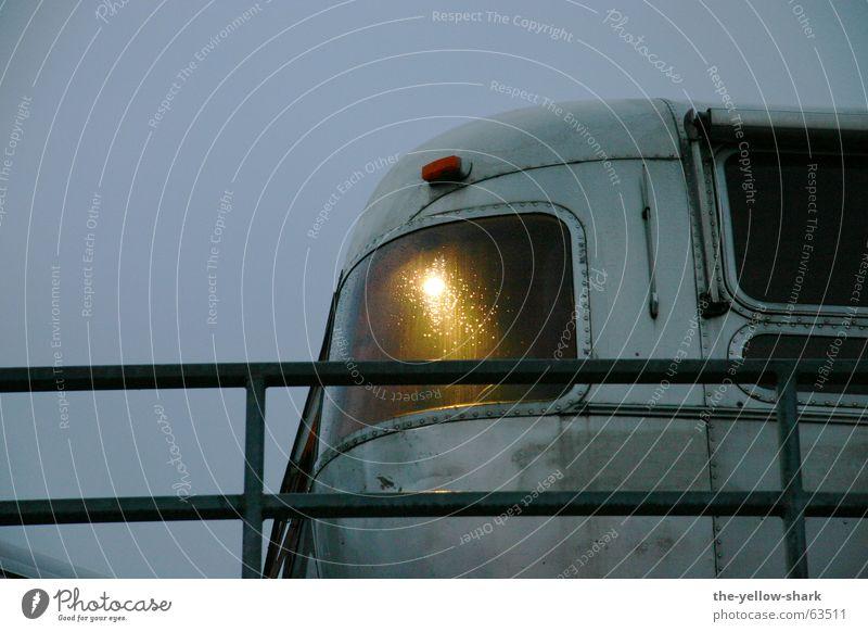 Airstream Lampe Fenster Wohnwagen