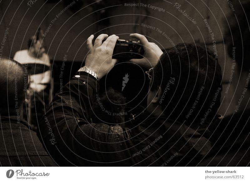 Der Fotograf Konzert Fotograf Musikfestival Schlagzeuger Open Air