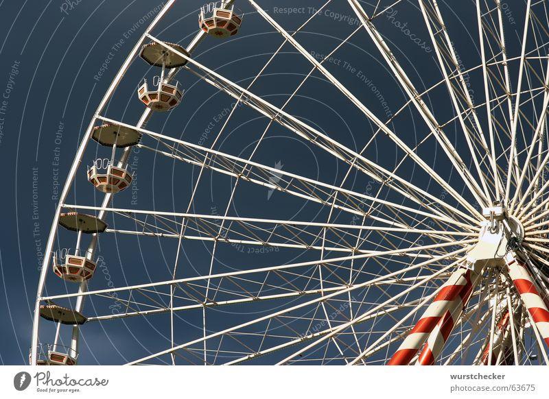 Riesenrad... Weltmeisterschaft Jahrmarkt karusell