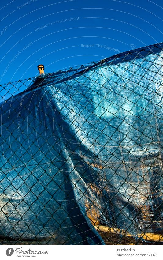 Zaun Himmel Stadt Sonne Garten Stadtleben Perspektive geschlossen Schutz Wolkenloser Himmel Grenze durchsichtig Blauer Himmel Nachbar Abdeckung Schrebergarten