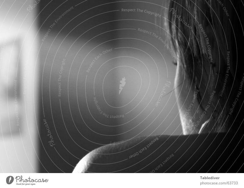 Sarah Frau Sonne Gesicht Haare & Frisuren Rücken Hut Schulter Wimpern Ohrringe Haarsträhne Lichtstrahl