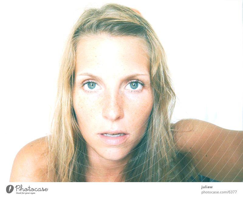 me again #4 Frau