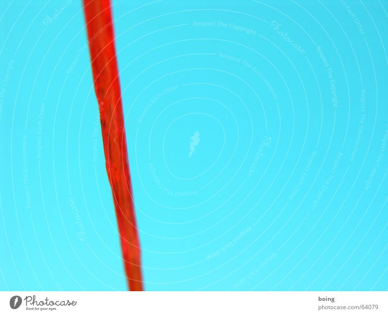 Handlungsstrang Linientreue gerade türkis Kommunizieren strich durch die rechnung der rote faden rote meile plaste nich elaste leinen los aderlass