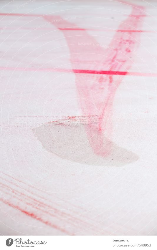 getrennte wege. Stadt Platz Brücke Tunnel Parkhaus Bauwerk Wege & Pfade Verkehrszeichen Verkehrsschild Beton Schilder & Markierungen Hinweisschild Warnschild