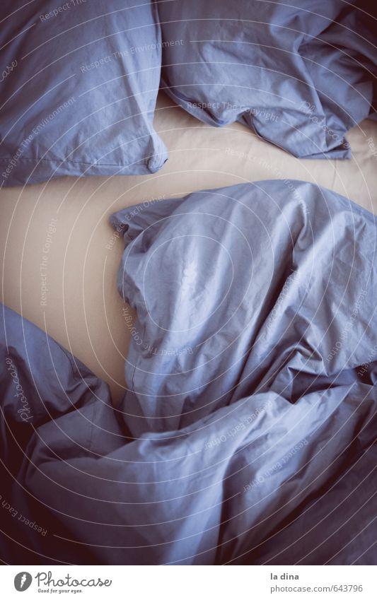bettwärme Erholung Wärme Wohnung Raum Warmherzigkeit schlafen Bett Wohlgefühl Müdigkeit harmonisch Geborgenheit Schlafzimmer Bettdecke aufwachen aufstehen