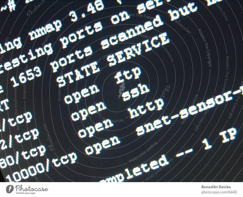 nmap Computer Netzwerk Bildschirm Internet Technik & Technologie Computernetzwerk Informationstechnologie Anzeige Software Portwein Server Scan Mensch Konzepte & Themen TFT-Bildschirm Elektrisches Gerät