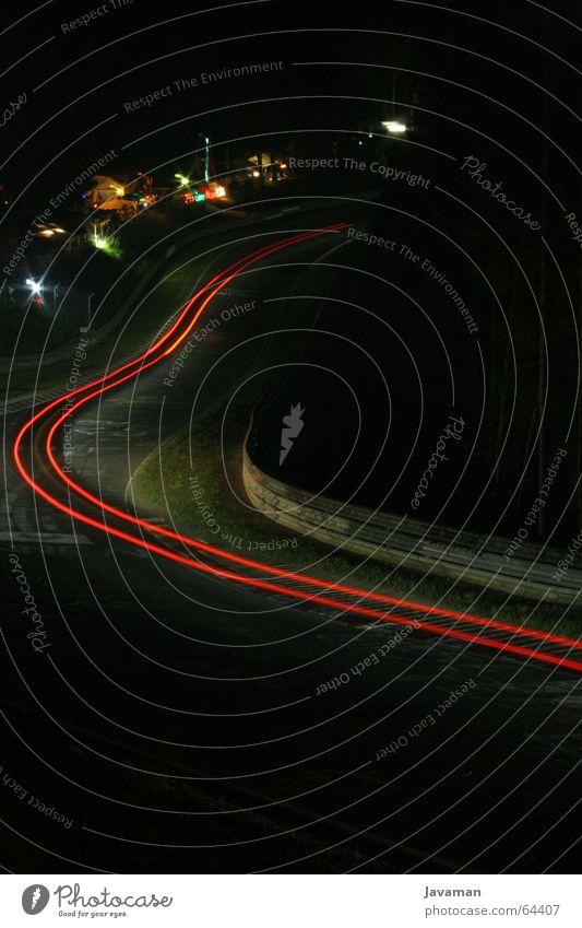 Tour de Nürburgring PKW Rennbahn Ideallinie