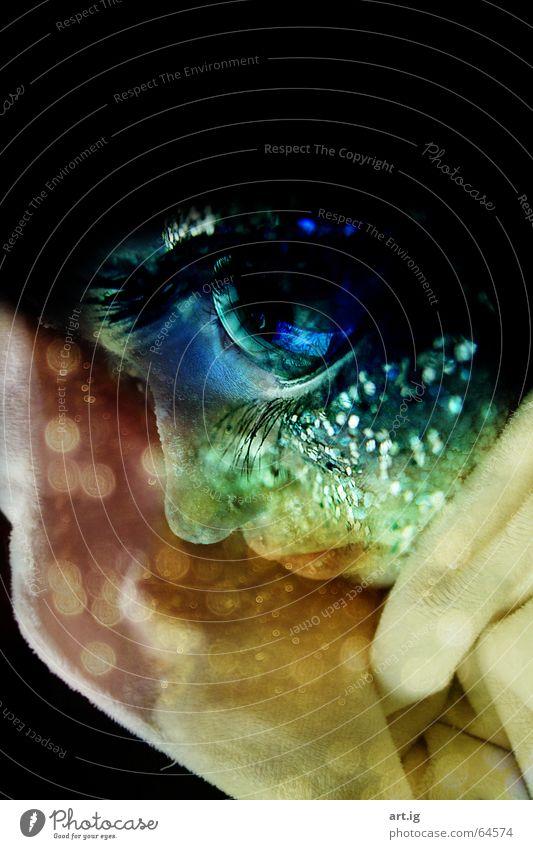 2010 Einsamkeit Auge Denken außergewöhnlich Zukunft Geborgenheit Fantasygeschichte Außerirdischer 2010