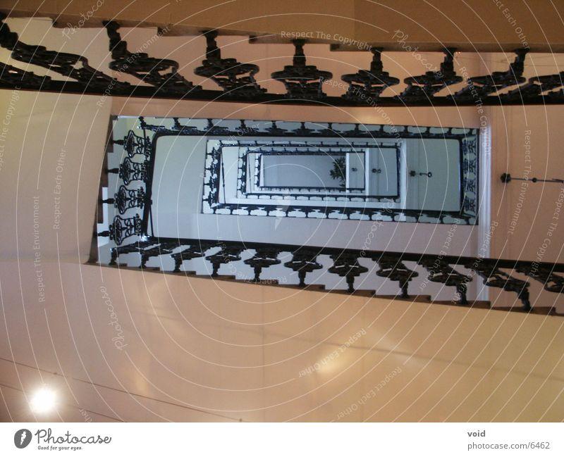Treppen Architektur Geländer Wien