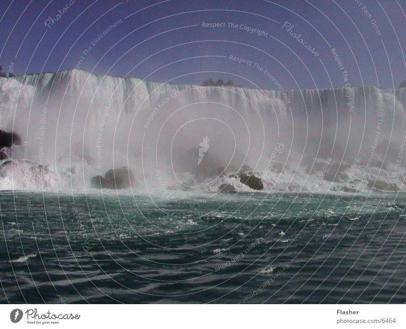 Niagarafälle Wasser Wasserfall