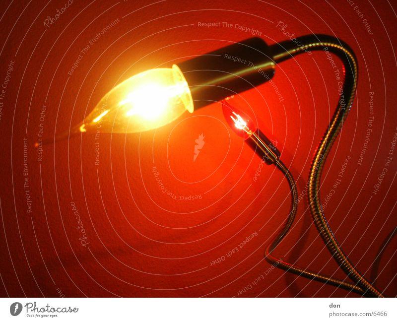 lamp orange 3 lamp light orange