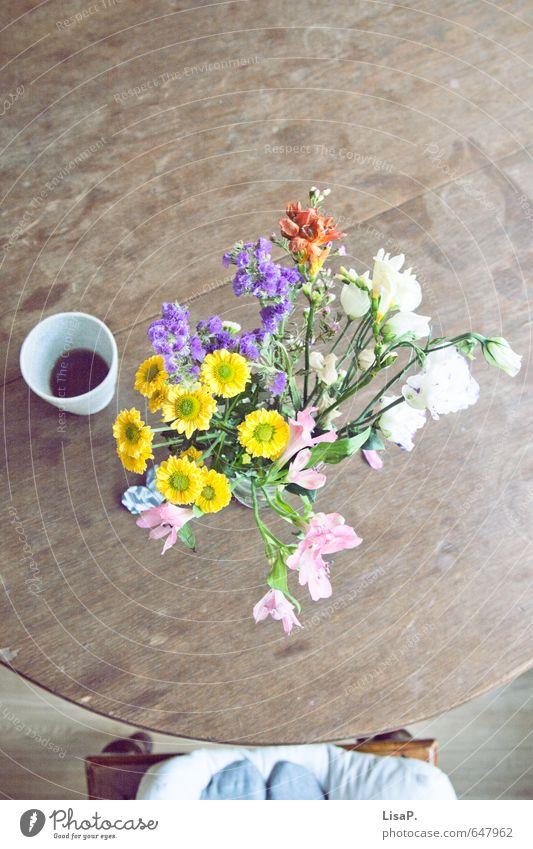 Valentinstag! Heißgetränk Kaffee Tee harmonisch Erholung ruhig einrichten Innenarchitektur Dekoration & Verzierung Möbel Stuhl Tisch Wohnzimmer Muttertag
