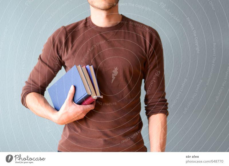 Buchhalter Mensch Mann Hand Erwachsene Schule Arbeit & Erwerbstätigkeit maskulin Business Büro Arme Erfolg Studium lernen lesen Bildung