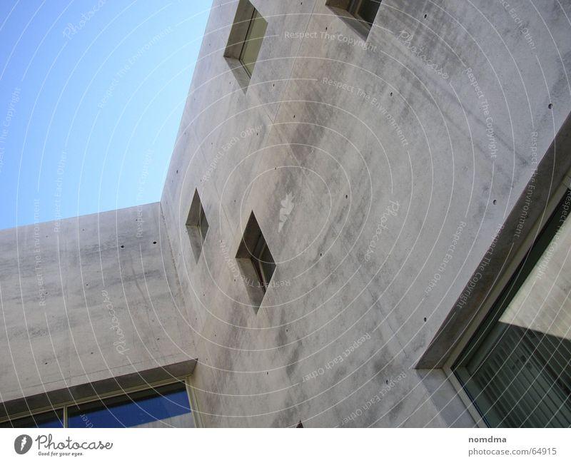 Kirche?! Beton Fassade Religion & Glaube Architektur