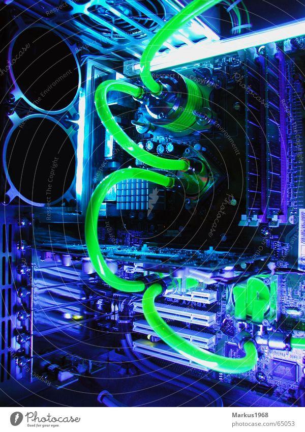 WaterCase Computer Informationstechnologie Kühlung