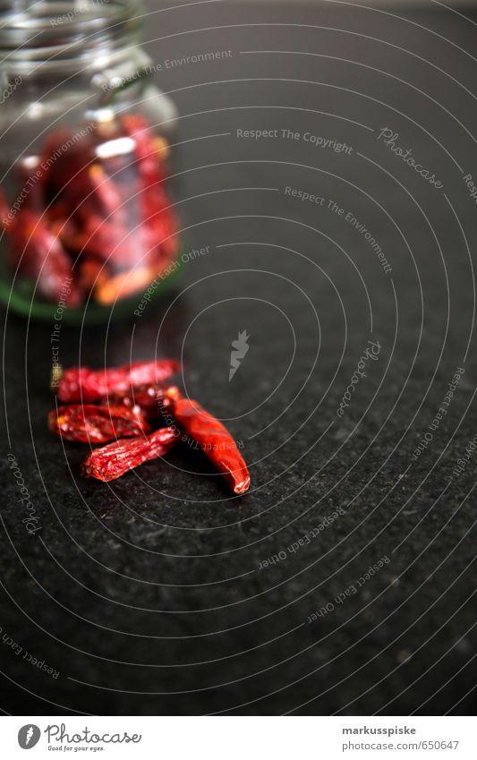 Chili / Pepperoni Feste & Feiern Lebensmittel Wohnung Glas Geburtstag genießen Ernährung Scharfer Geschmack Küche Gemüse Kräuter & Gewürze Stengel Bioprodukte