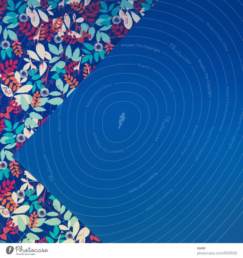 Mustafa07 Pflanze blau Blume Stil Hintergrundbild Kunst Feste & Feiern Lifestyle Design Freizeit & Hobby Geburtstag Kreativität Ecke Idee retro einzigartig