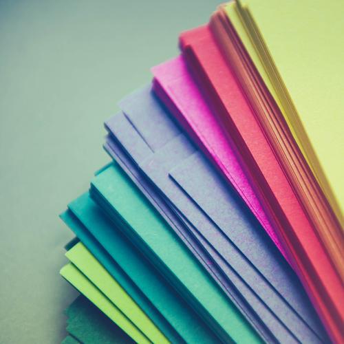 Wer die Wahl hat ... Stil Design Freizeit & Hobby Spielen Basteln Dekoration & Verzierung Büroarbeit Business Schreibwaren Papier Zettel einfach einzigartig