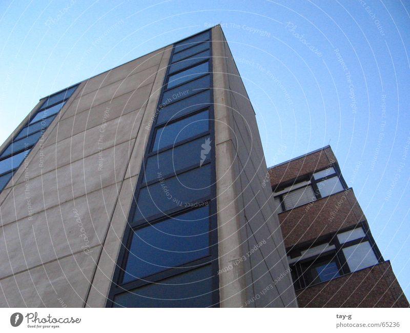 Braunschweig University Gebäude Fenster Haus Hochhaus Studium hohes gebäude tayfun buissnes buisness