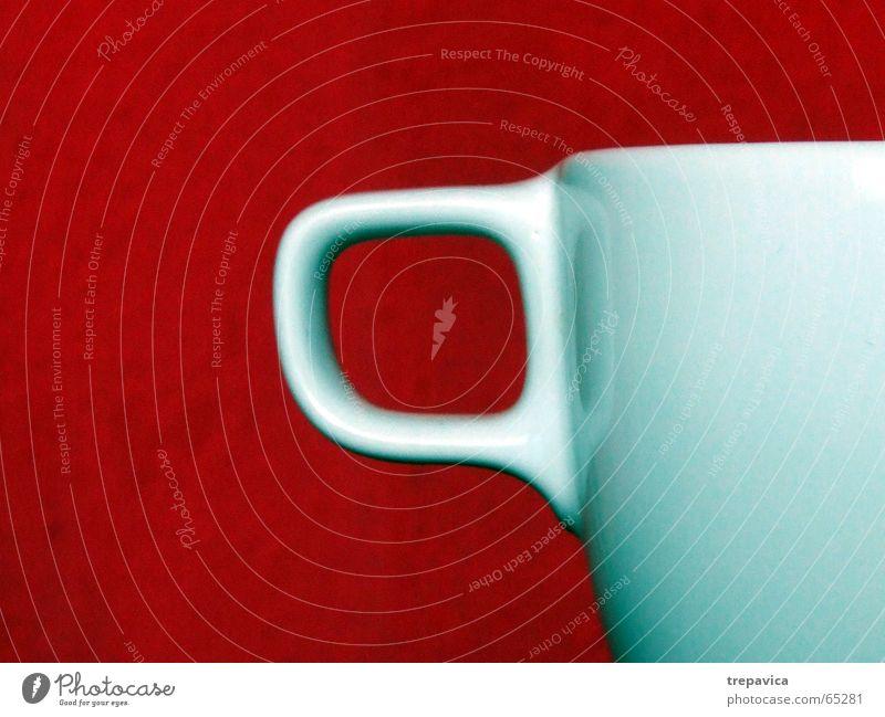 kaffee Getränk Kaffee Küche Tasse rot-grün