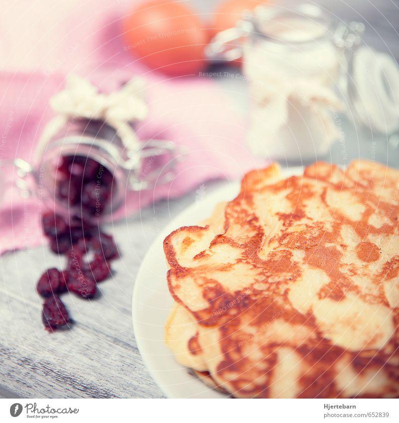 Sunday Morning Lebensmittel Teigwaren Backwaren Dessert Süßwaren Pfannkuchen Ernährung Frühstück Reichtum Wellness Wohlgefühl Ferien & Urlaub & Reisen