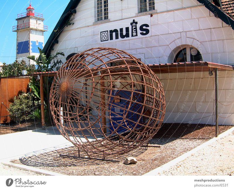 Coconuts Disco Architektur Portugal Cascais