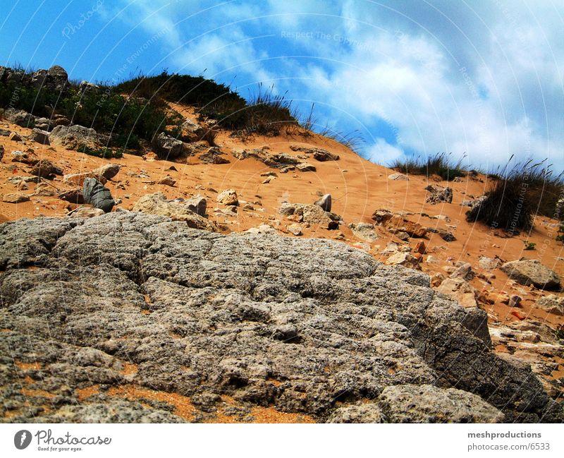 Dune dunas Natur Düne