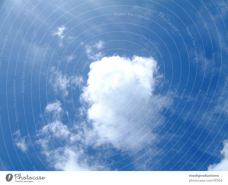 Clouding Himmel