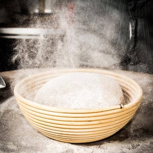 Komet 'Cerealie' grau Gesundheit braun Kochen & Garen & Backen fallen lecker Handwerk Brot Tradition Schalen & Schüsseln Leichtigkeit Teigwaren Korb Mehl roh