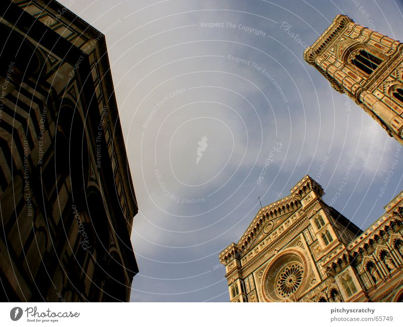 Santa Maria del Fiore I Himmel Gebäude Religion & Glaube Architektur Italien Dom Kirche Toskana Florenz Renaissance