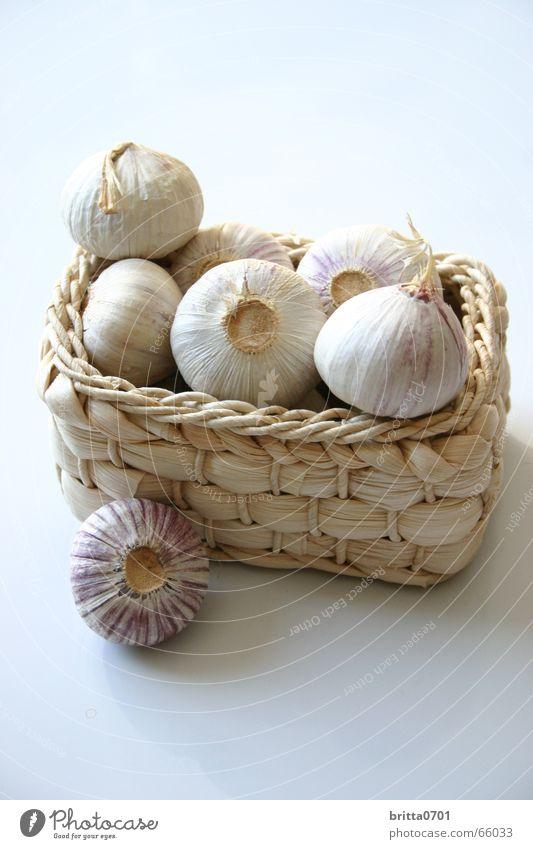 Knoblauchkorb Ernährung Küche Kräuter & Gewürze Gemüse Korb Zutaten Knoblauch