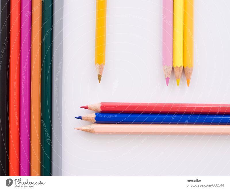 Kind sprechen Kunst Schule Arbeit & Erwerbstätigkeit Business Zufriedenheit Erfolg Kommunizieren lernen Idee Schulgebäude Bildung Gemälde Beruf Team
