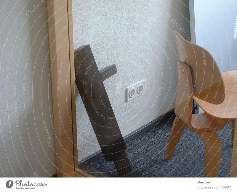 Stuhl Glas