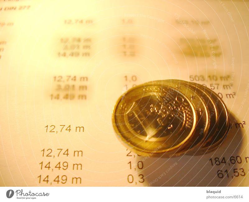 geld Geld Dinge 1 Euro