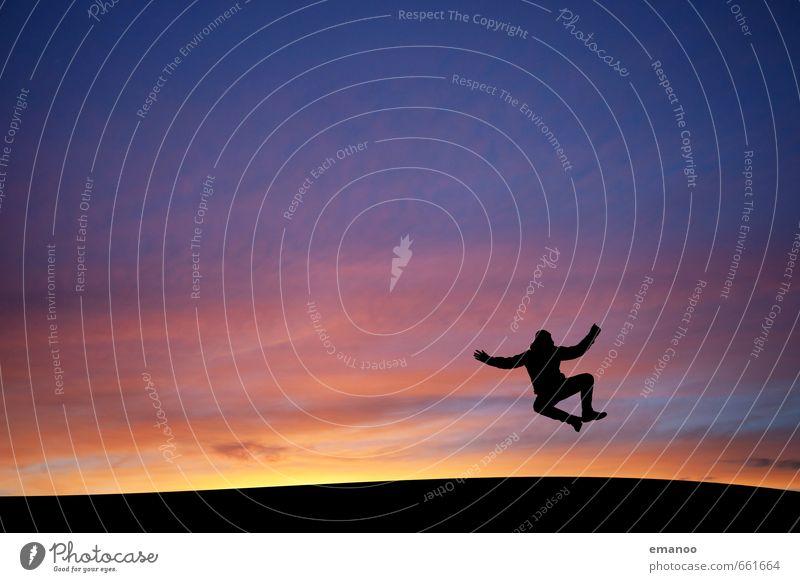 happy heel clicker Lifestyle Stil Freude Wohlgefühl Zufriedenheit Freizeit & Hobby Ferien & Urlaub & Reisen Ausflug Freiheit Sommer Berge u. Gebirge Sport