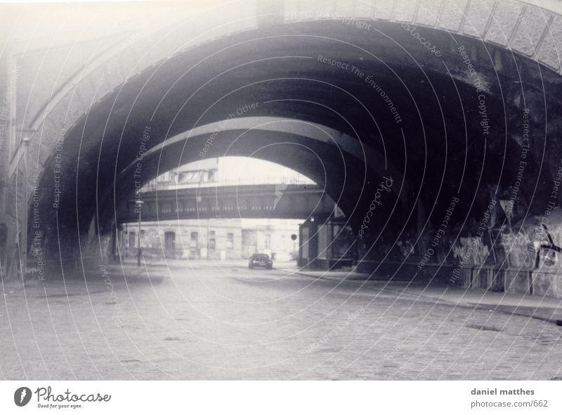 bahnhof 1 Straße Architektur Eisenbahn Brücke