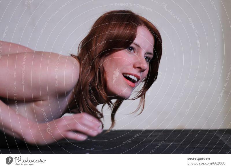 STUDIO TOUR | auferstehen Mensch Jugendliche schön nackt Erholung Junge Frau Freude 18-30 Jahre Erwachsene Erotik Leben Gefühle feminin Haare & Frisuren Kopf