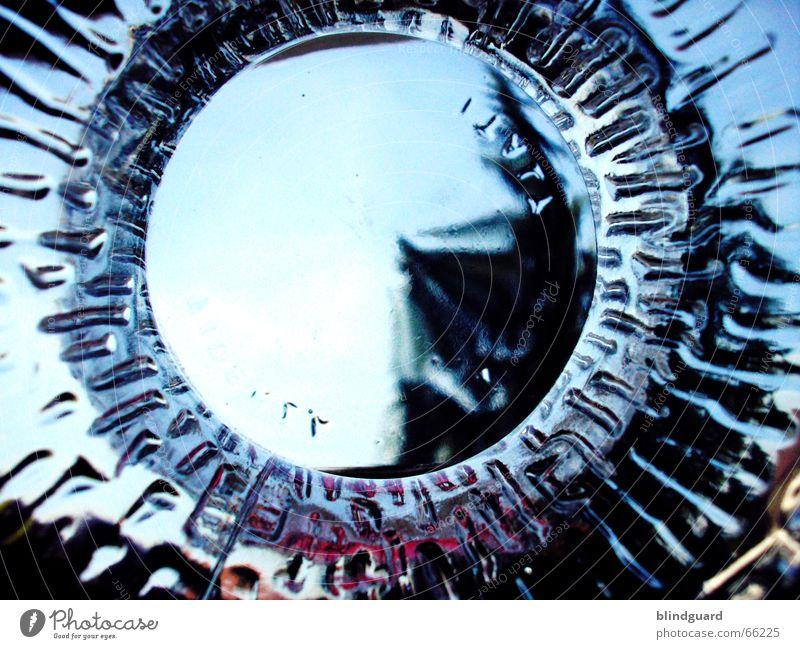 Isch habb feddisch Himmel Baum Sommer Wärme Glas leer Getränk trinken Bodenbelag Physik durchsichtig Erfrischung Durst Verzerrung Lichtbrechung Lebensmittel