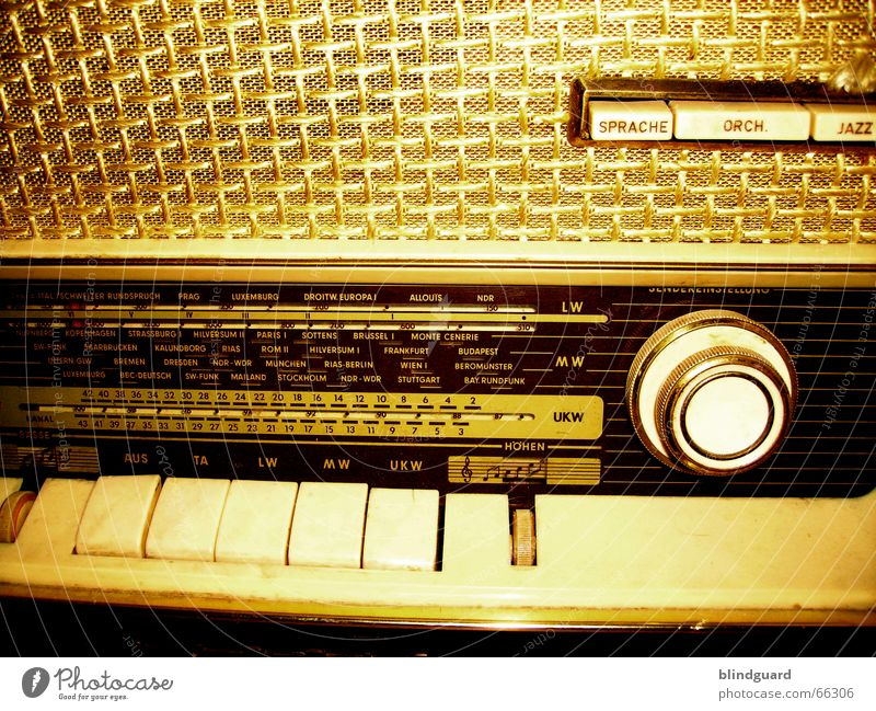 Turn Your Radio On Rarität Oldtimer Rock 'n' Roll hören Sender Skala UKW Mittelwelle Langwelle Information nervig Länder Verstärker Bandbreite mono