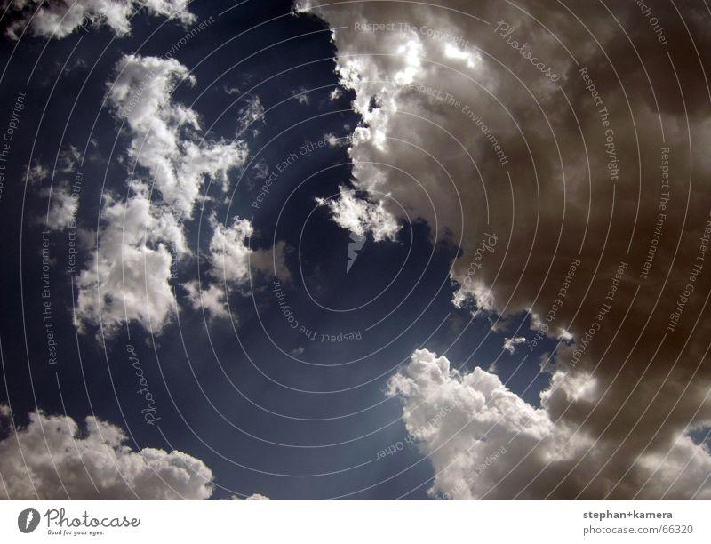 // Erscheinung!? - Part 2 Himmel blau Wolken dunkel Freiheit hell frei Unendlichkeit Strahlung Aussehen Gott Ewigkeit Götter grell Angelrute Limit
