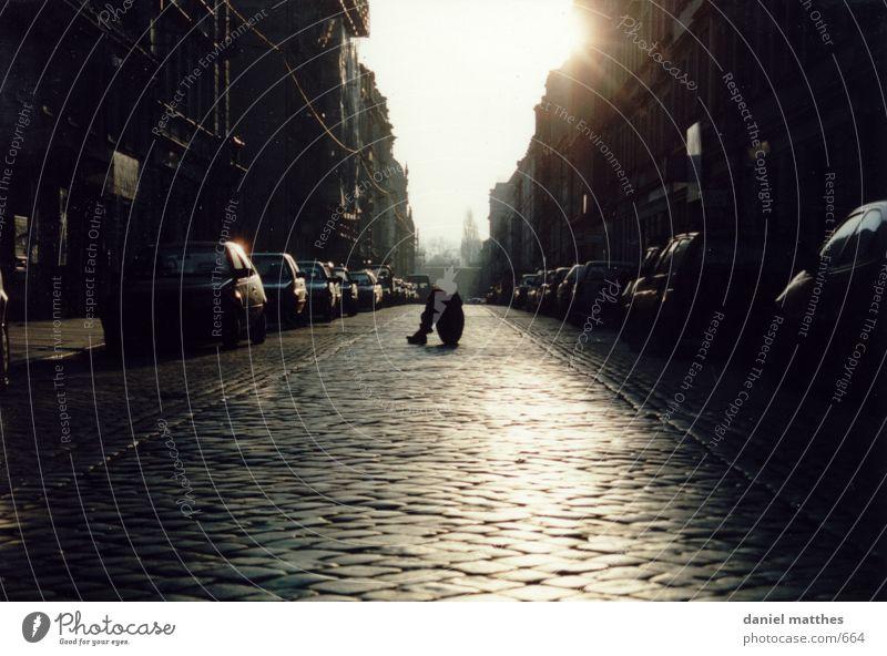louise Fototechnik Straße PKW Sonne