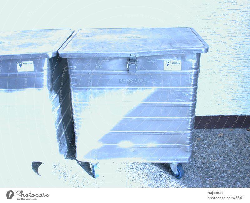 Blechkiste Dinge Kasten Kiste Container