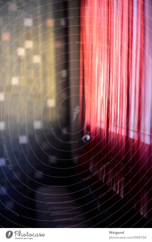Vorhang auf alt rot kalt Autofenster grau Schwimmen & Baden Zufriedenheit Seil Gelassenheit Fliesen u. Kacheln Nostalgie Inspiration Optimismus demütig
