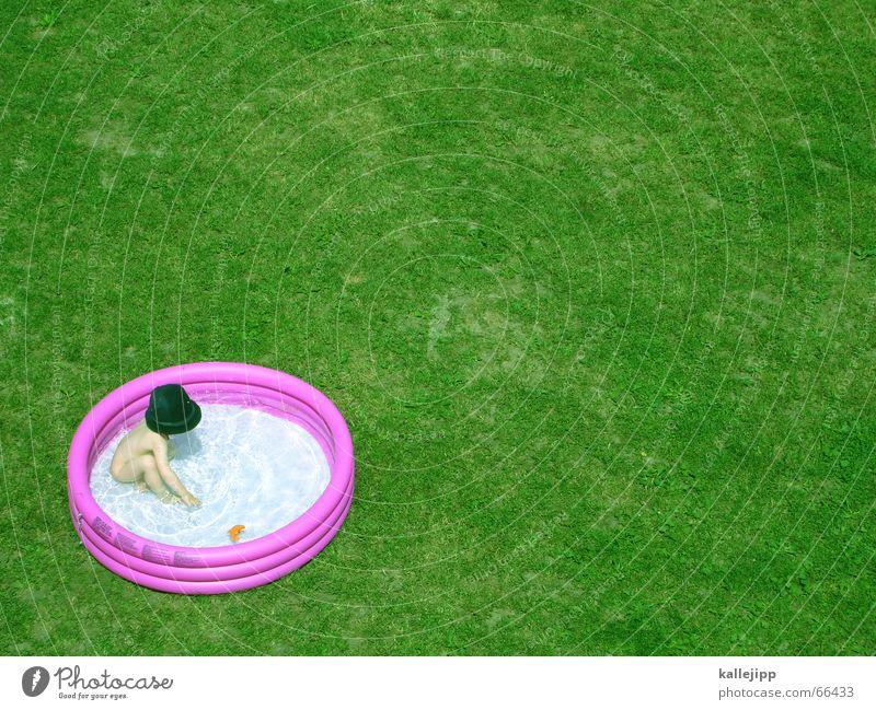 alle meine entchen Kind Ferien & Urlaub & Reisen Spielen Garten Wärme Feste & Feiern Freizeit & Hobby Rasen Physik Erfrischung UFO