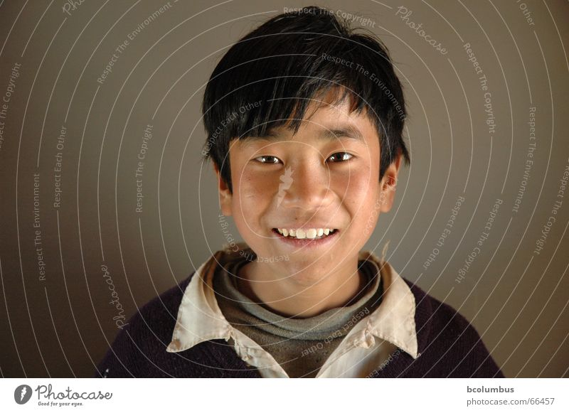 Sher Bahadur Kind Ferien & Urlaub & Reisen Kammer Nepal